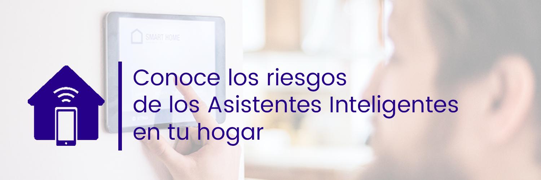 asistente inteligente, asistentes inteligentes hogar